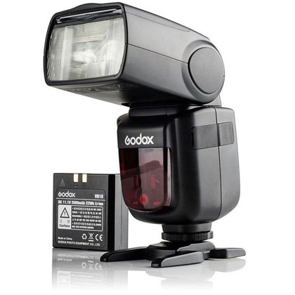 GODOX V860 II KIT FujiFilm + Battery