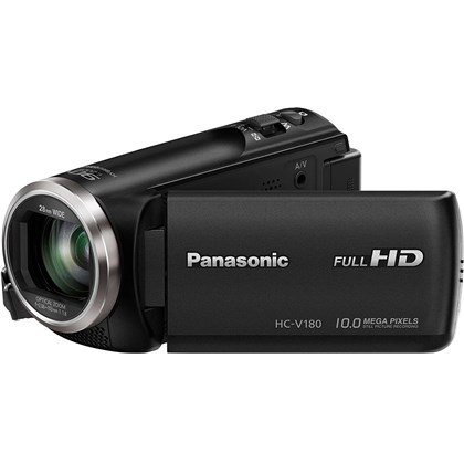 Panasonic HC-V180 Full HD Camcorder