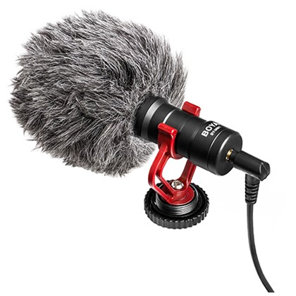 BOYA MM1 VIDEO MIC