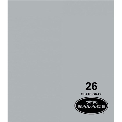 Savage Paper  background  2.7X11 Slate Gray