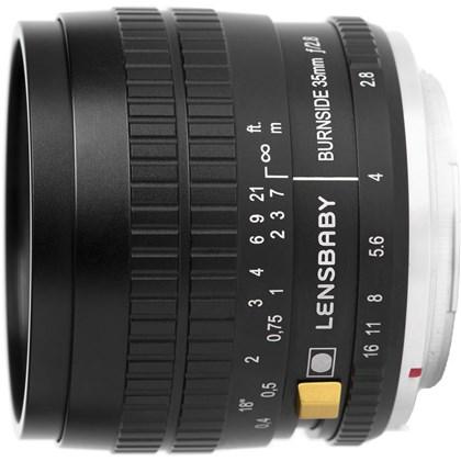 LENSBABY Burnside 35mm Nikon