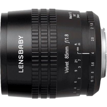 LENSBABY Velvet 85mm m4/3