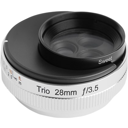 עדשת לנסבייבי Lensbaby lens for Sony E Trio 28