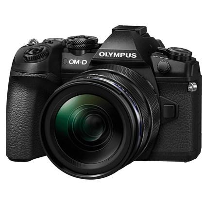 Olympus OM-D E-M1 Mark II + 12-40