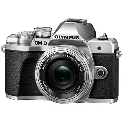 Olympus OM-D E-M10 Mark III + 14-42