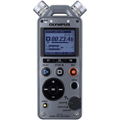 OLYMPUS LS-12 Audio Recorder