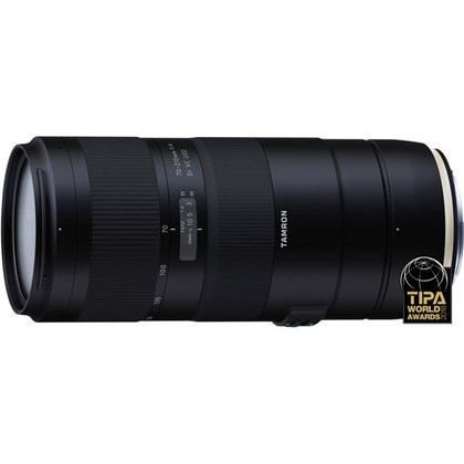 TAMRON 70-210mm f/4 VC F/CANON