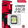 KINGSTON SD64Gb Canvas Select