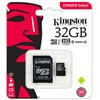 KINGSTON 32Gb MicroSD Canvas Select
