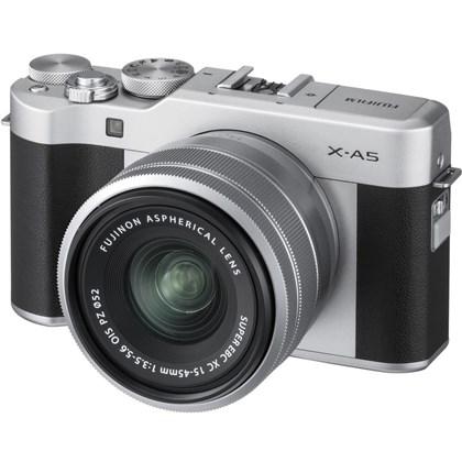 FUJI X-A5 + 15-45mm
