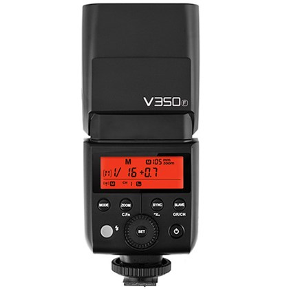GODOX V350 TTL Flash Fujifilm