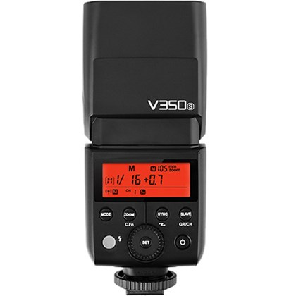 GODOX V350 TTL Flash Sony