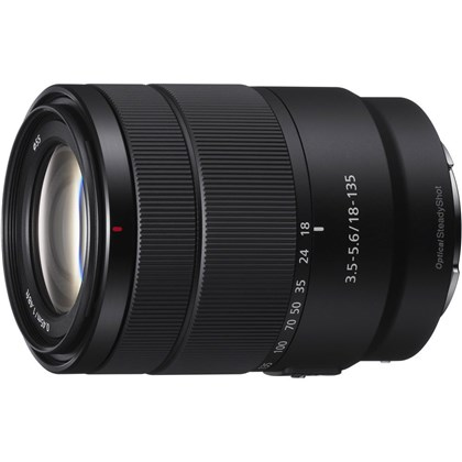 Sony E 18-135mm f/3.5-5.6 OSS E-Mount