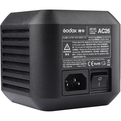 Godox AC26 AD600Pro AC Adapter