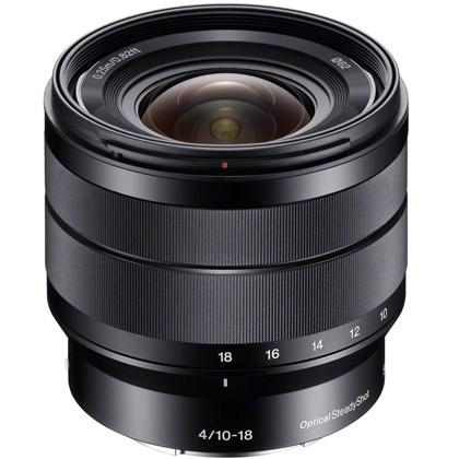 Sony 10-18mm f/4 OSS Alpha E-mount Lens