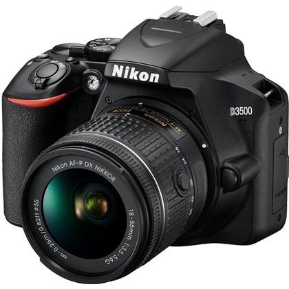Nikon D3500 + 18-55 AFP
