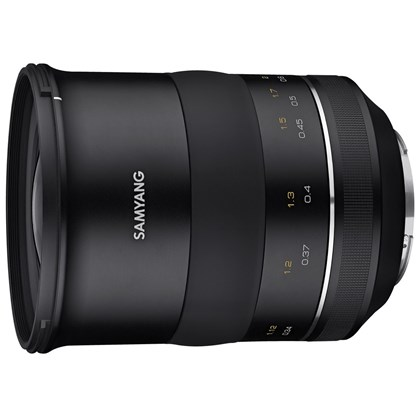 Samyang XP 35mm f/1.2 for Canon