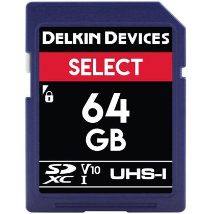DELKIN SD64G 100/50mbs X266 V10