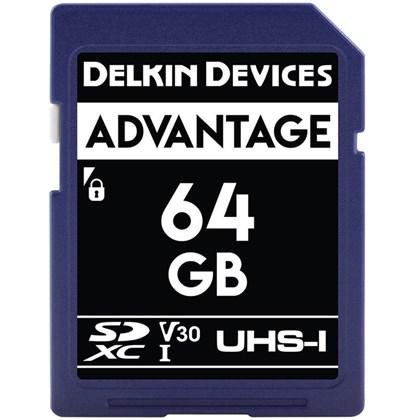 DELKIN SD64G 100/80mbs V30