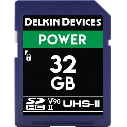 DELKIN SD 32G 300/250mbs V90