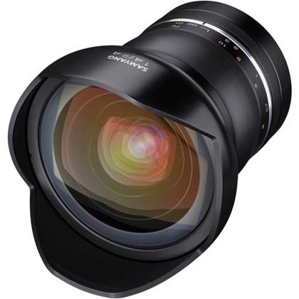 Samyang XP 14mm f/2.4 AE Lens for Nikon F
