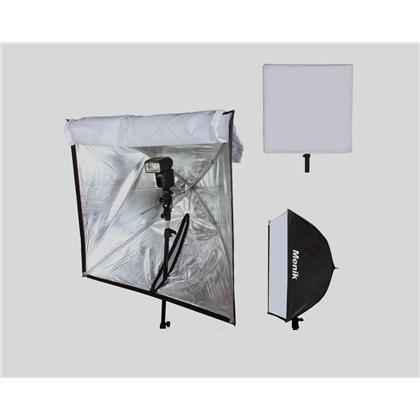 Umbrella soft-box 70*70cm