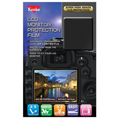 KENKO LCD Protector for Olympus EM-10 Mk 3