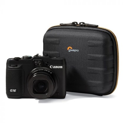 Lowepro Santiago 30 II (Black/Orange