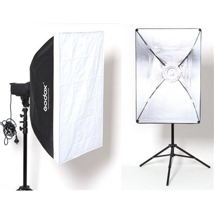GODOX UMBRELLA SOFTBOX 60x90cm +BOWENS MOUNT