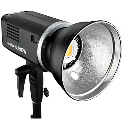 GODOX LED LIGHT WHITE (Lithium battery) SLB60W BOWENS