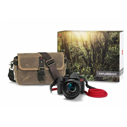 מצלמה דמוי SLR לייקה Leica V-Lux 2 Explorer Kit - קיט