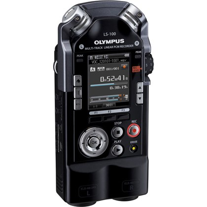 OLYMPUS LS100 KIT Recorder
