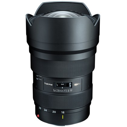 Tokina 16-28mm F/2.8 ATX Pro OPERA FX Zoom Lens עדשת טוקינה