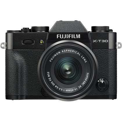 FUJI X-T30 + 15-45 mm
