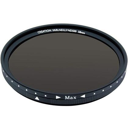 MARUMI DHG 58mm ND2.5-500