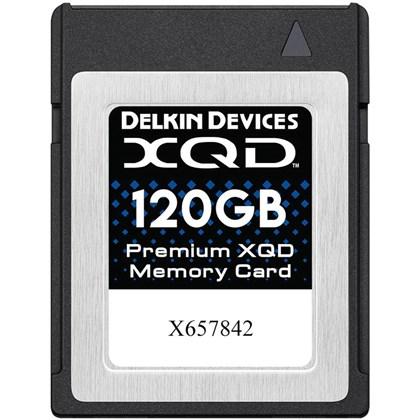 DELKIN XQD120G X2933 440mbs