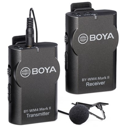 BOYA WM4 II Wireless system