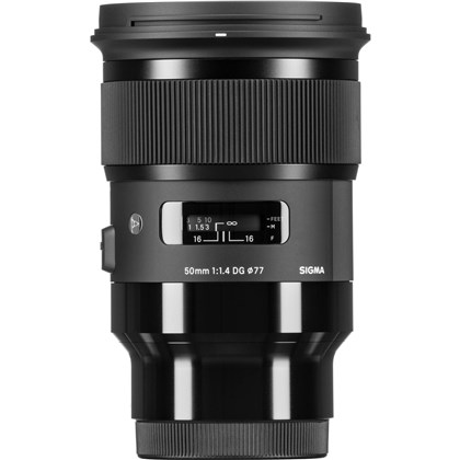 SIGMA 50mm1.4 ART HSM For Panasonic/Leica L mount