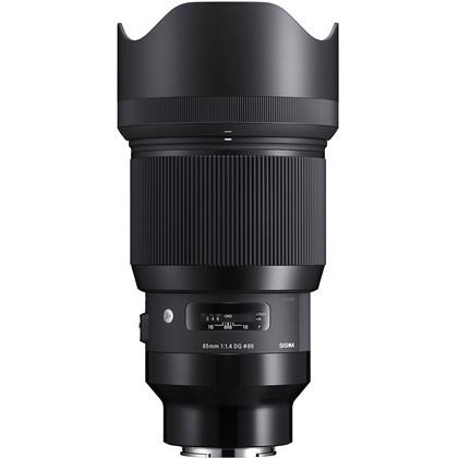 SIGMA 85 F1.4 ART DG HSM For Panasonic/Leica L mount