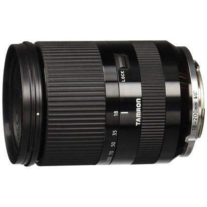Tamron 18-200mm Di III VC for Canon M