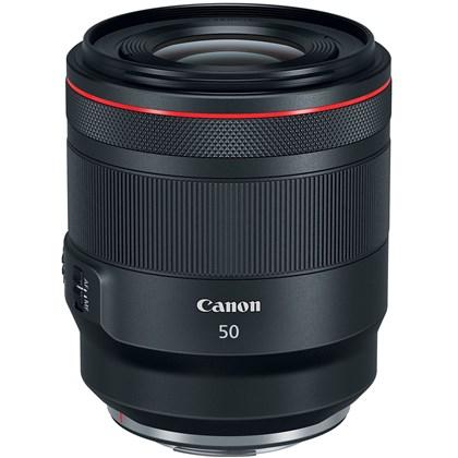 Canon 50mm f/1.2L RF USM