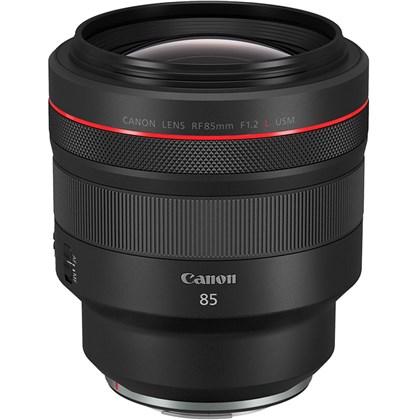 Canon 85mm f/1.2L RF USM