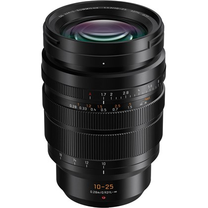 PANASONIC Vario Summilix 10-25mm f/1.7 ASPH