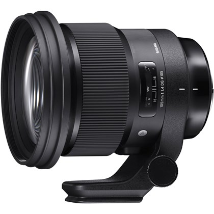 SIGMA 105mm F1.4 DG ART For L-Mount