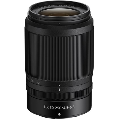 Nikkor Z DX 50-250mm f/4.5-6.3 VR