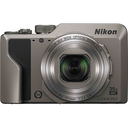 מצלמה קומפקטית ניקון Nikon COOLPIX A1000 SILVER