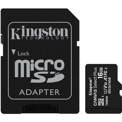KINGSTON SD16mic.+ADP.100mbs