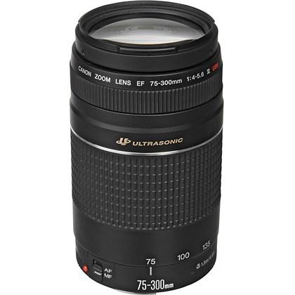 עדשת קנון Canon 75-300mm f/4-5.6 III